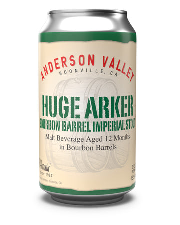 Anderson Valley - Huge Arker - Bourbon BA Imperial Stout