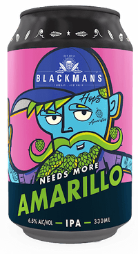 Blackman's - Needs More Amarillo IPA