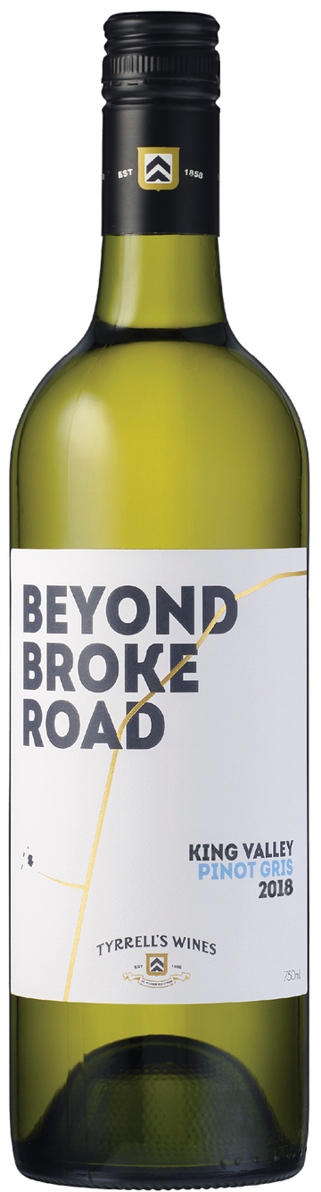 Beyond Broke Road - Pinot Gris