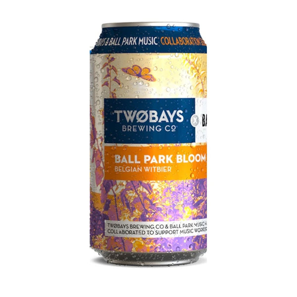 Two Bays - Ball Park Bloom - Witbier (Gluten Free)