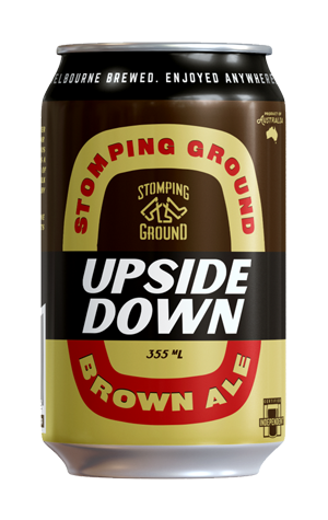Stomping Ground - Upside Down Brown
