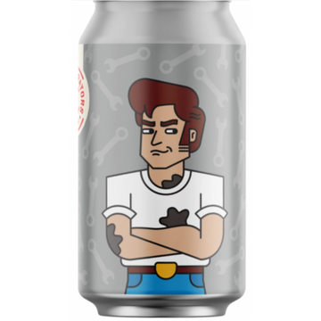 CoConspirators  - The Mechanic - Oat Cream Pale Ale