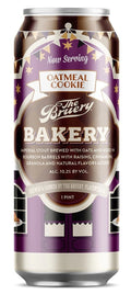 The Bruery Bakery Oatmeal Cookie