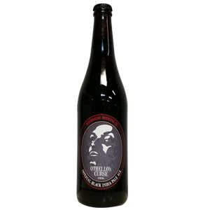 RIVERSIDE Orthelo's Curse Imperial Black IPA 9% Btl 640mL