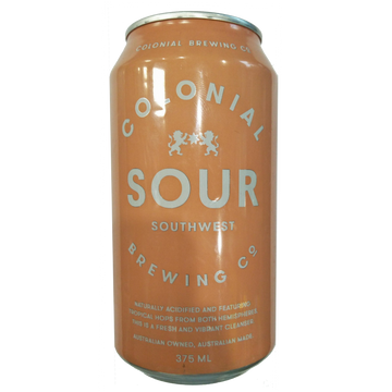 COLONIAL South West Sour Can 375mL