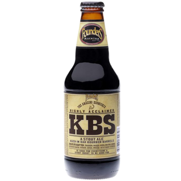 FOUNDERS BA K B S Stout 12.3% Btl 355mL