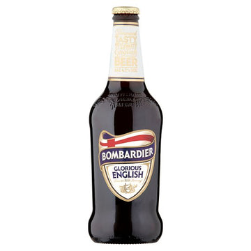 Bombardier English Ale 500ml