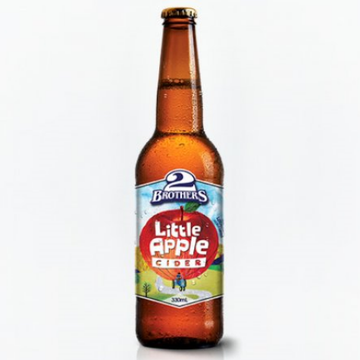 2 BROTHERS Little Apple Cider 330mL