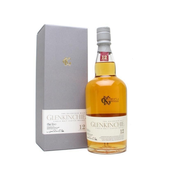 GLENKINCHE 12 YO Single Malt Scotch Whisky 700mL