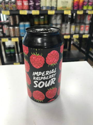 HOPE BREWHOUSE Imperial Raspberry Sour 7.0% 375ml