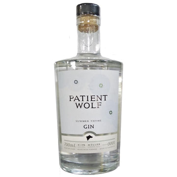 PATIENT WOLF Limited Release Summer Thyme Gin 700mL