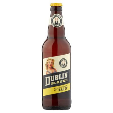 IRISHTOWN BREWING CO Dublin Blonde Lager 4.4% Btl 500mL