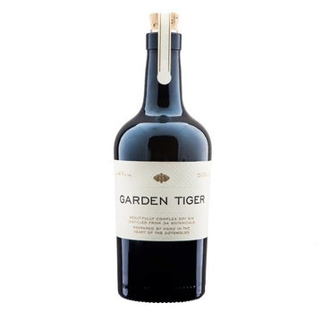 GARDEN TIGER English Gin ( From the Cotswolds ) 500mL