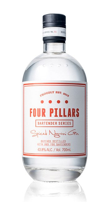 FOUR PILLARS Spiced Negroni Gin 700mL