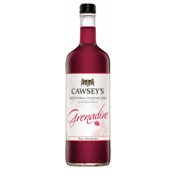 CAWSEY'S Grenadine 750mL