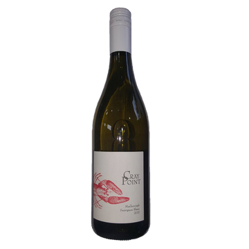 CRAY POINT 2015 Marlborough Sauvignon Blanc 750mL