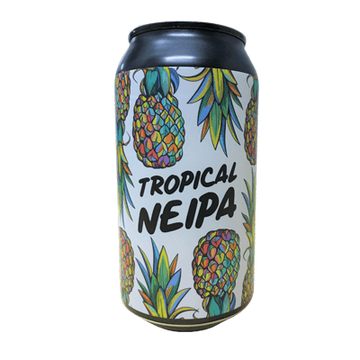 HOPE BREWHOUSE Tropical NEIPA 7% Can 375mL