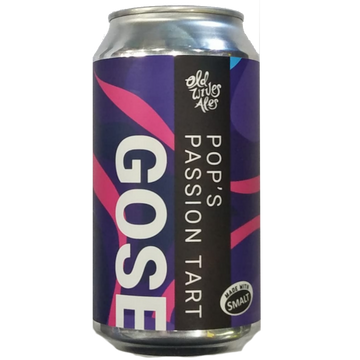 OLD WIVES ALES Pop's Passion Tart Gose 4.3% Can 375mL