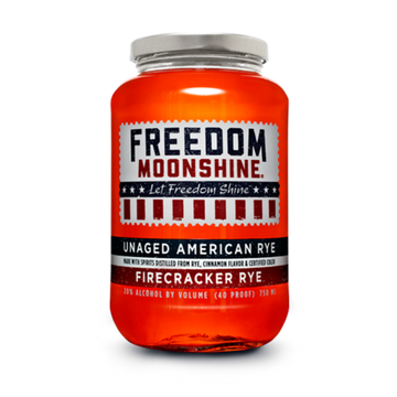FREEDOM Firecracker Rye 750mL