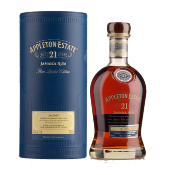 APPLETON 21 Year Old Rare & Limited Edition 700mL