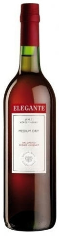 Elegante Medium Sherry 750ml
