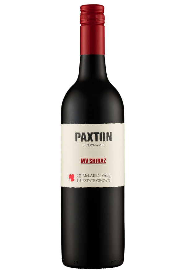 PAXTON MV SHIRAZ 750ML