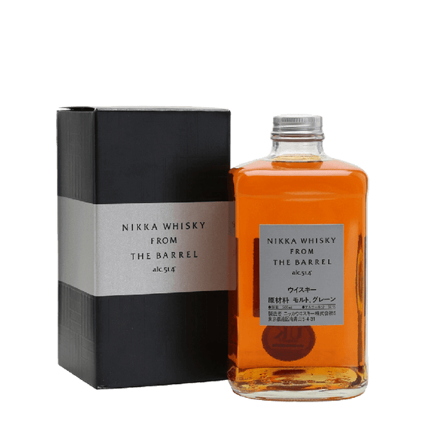 NIKKA WHISKY FROM BARREL 500ML