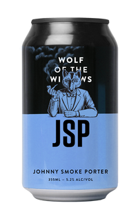 Wolf of the Willows JSP