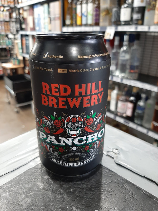 Red Hill Pancho