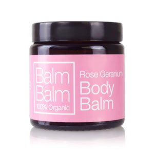 Rose Geranium Body Balm 120ml