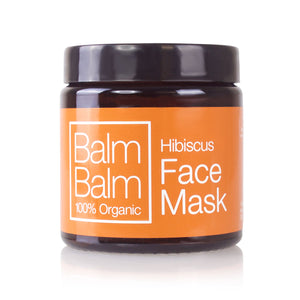 Hibiscus Face Mask 90g