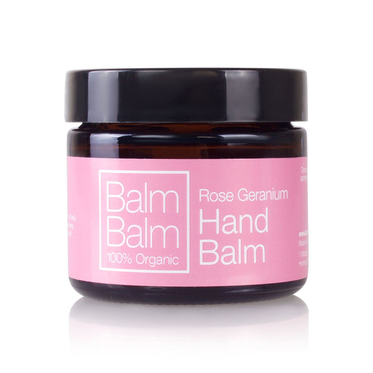 Rose Geranium Hand Balm 60ml