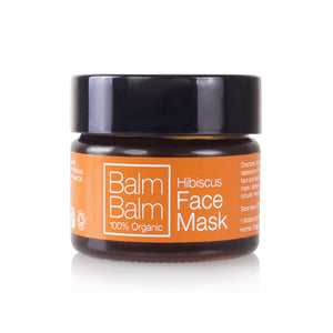 Hibiscus Face Mask 15g