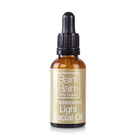 Frankincense Light Facial Oil 30ml