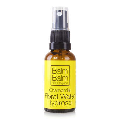 Chamomile Floral Water - Soothing Baby Mist - 30ml