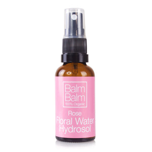 Rose Floral Water 30ml