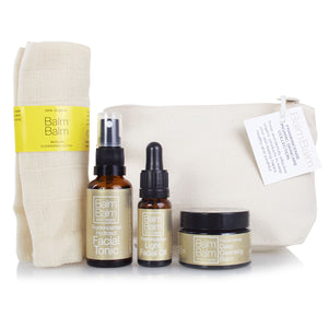 Frankincense Facial Travel Kit