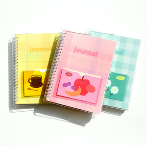 Pocket journal horizontal