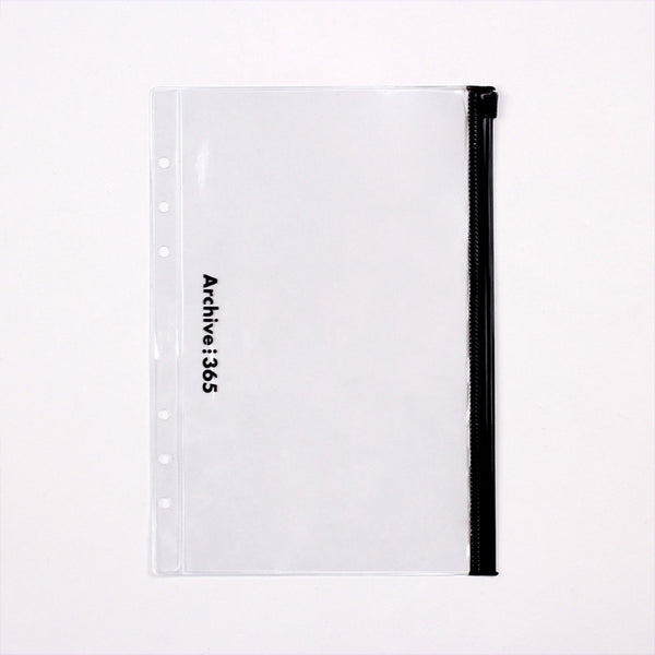 A5 PVC zipperbag