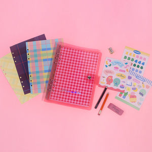2020 A5 6 hole diary pack
