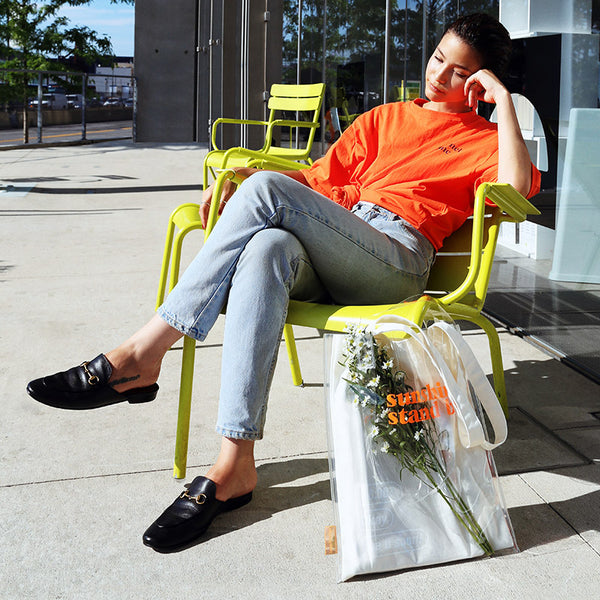 Lazy Lounge Sunshine Twin PVC Bag