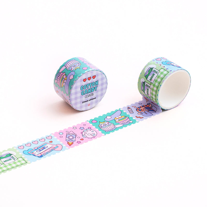Cotton Candy Masking Tape