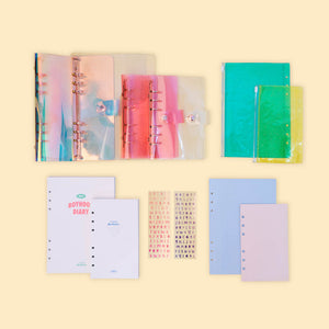 Archive 2021 Date type Diary Decoration Pack