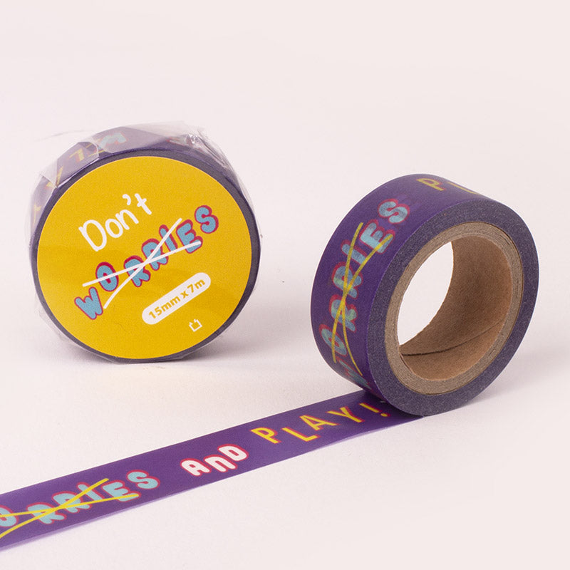 Let's play masking tape