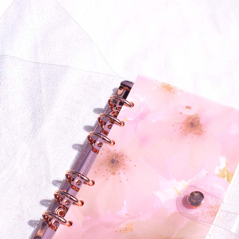 Archive PVC Cover Rose Gold Ring