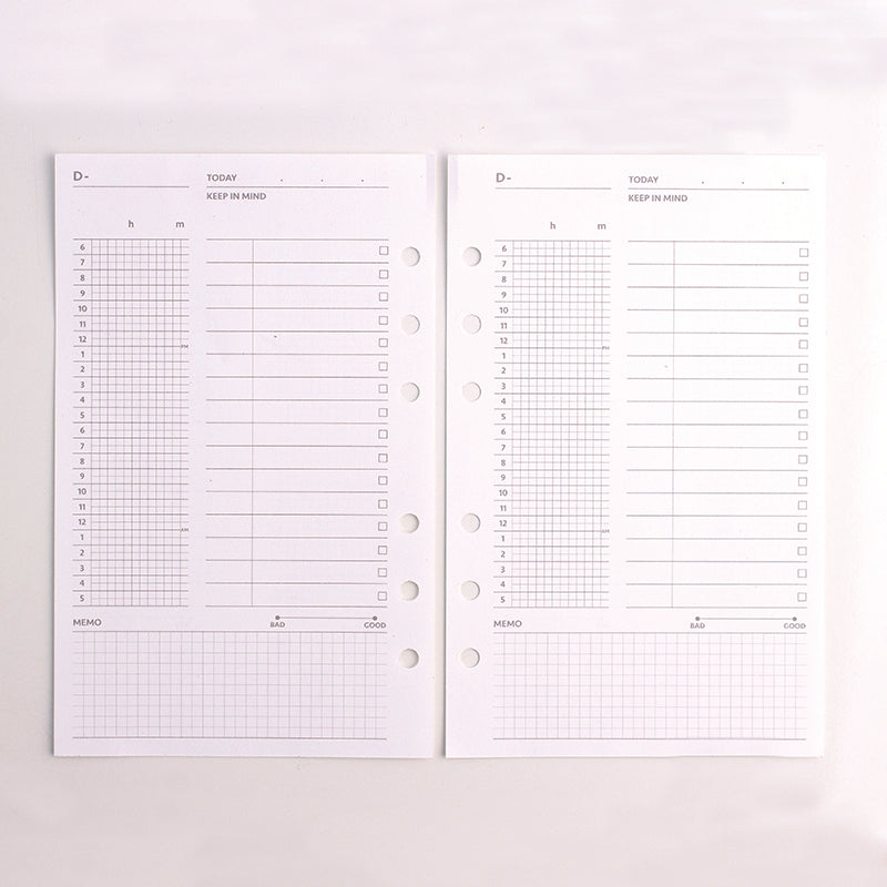 Archive Study planner