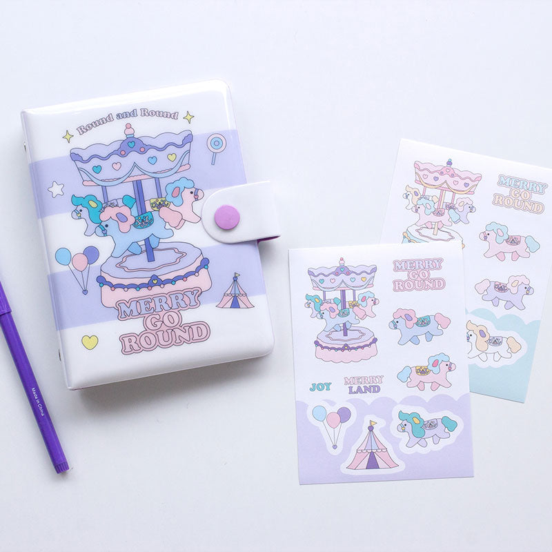 HAPPY mini diary