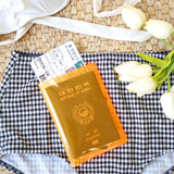 Summering Passport Wallet – Neon