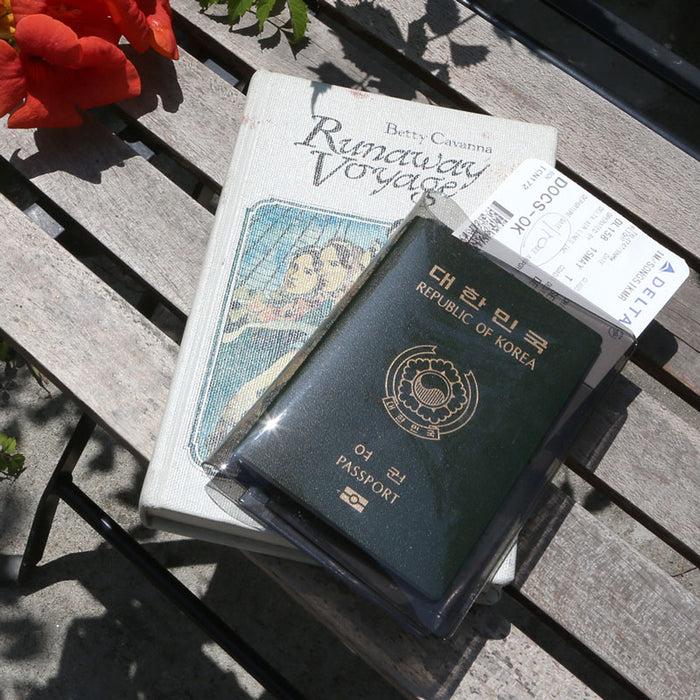 Summering Passport Wallet – Special