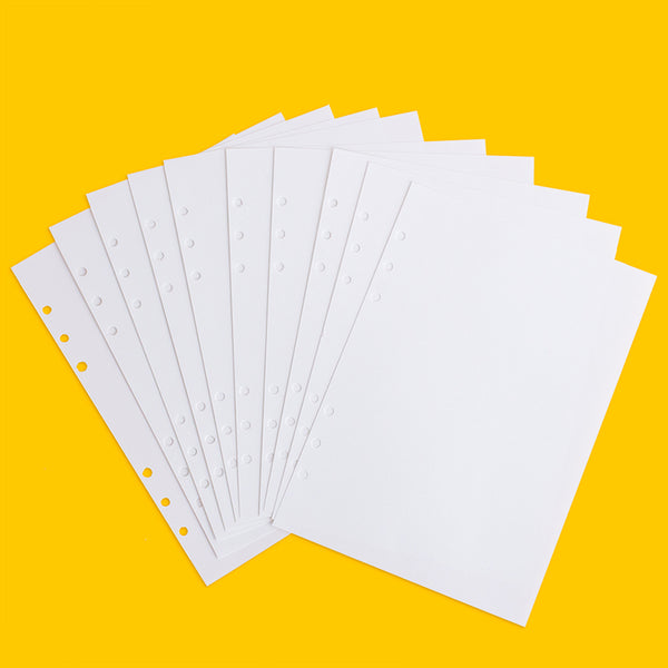 A5 refill Release paper